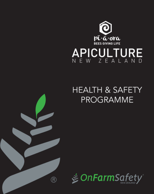 Health And Safety Programme Apiculture New Zealand